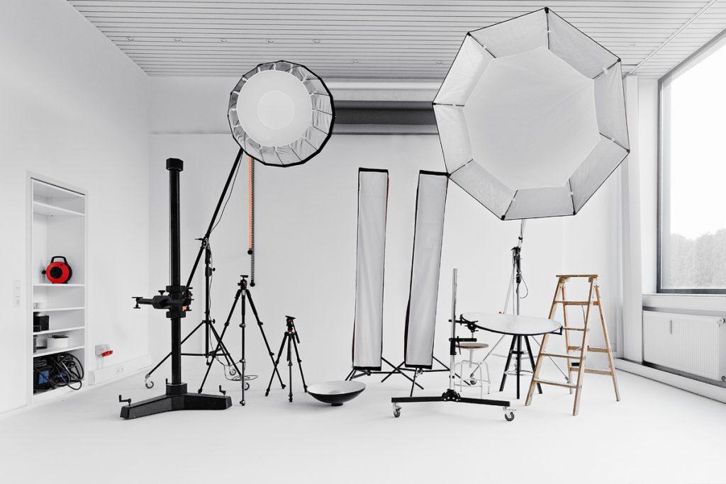 Equipment Preisliste Tageslicht Studio