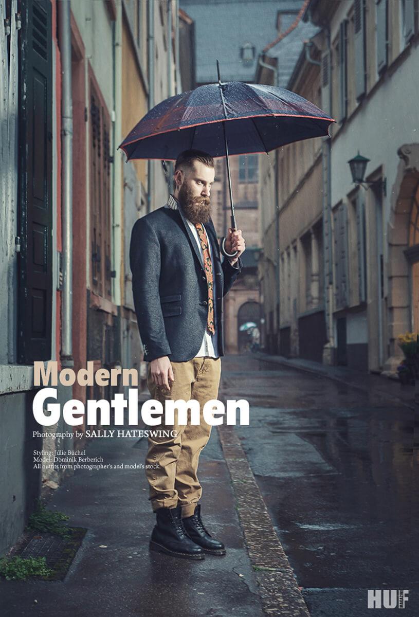 Dominik berberich model